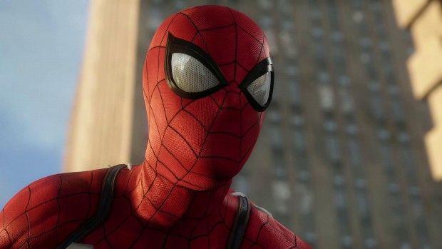 Spiderman in 4K-UHD (Screenshot: Sony)