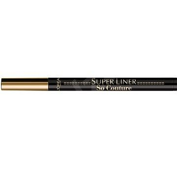 Oční linky ĽORÉAL Super Liner So Couture Black 1,2gr.