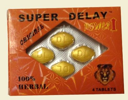 Super Delay Tablets - Recently arrived in the market for treating two sexual disorders of men. It treats premature ejaculation and erectile dysfunction problem in men. An oral drug and should be taken with water. Take it one hour before the sexual act whenever feel urge for the sex. Indulge in a great sex life with this drug