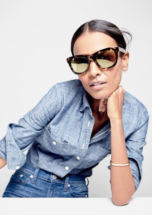 Must-See: J.Crew's Incredibly Cool Sunglasses Collection
