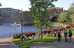Koskipuisto, Tampere