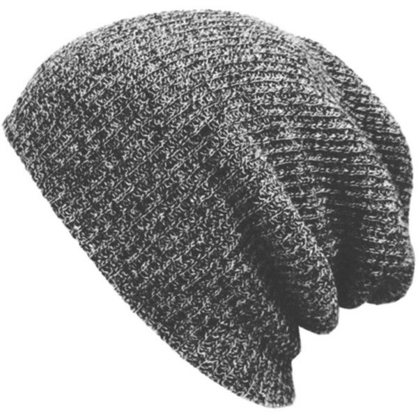 Encounter Mens Stretch Cable Knit Slouch Beanie Skully Ski Hat(Dark... ($3.99) ❤ liked on Polyvore featuring men's fashion, men's accessories, men's hats, mens beanie, mens beanie caps, mens ski hats and mens slouchy beanie