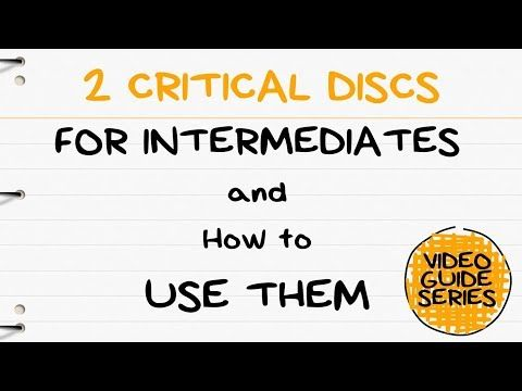 Intermediate Players: The Two Essential Discs to Advance Your Game | Best Disc Golf Discs