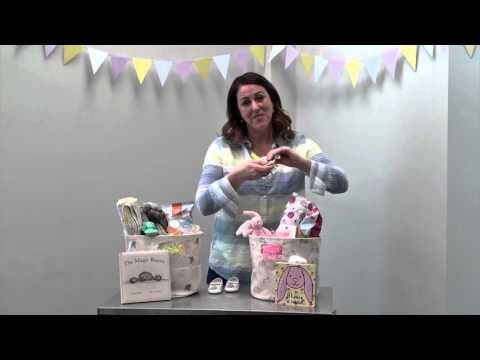 Making an Easter Basket - 2016 - YouTube