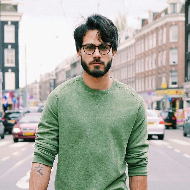 @kaynambiar_ rocking our Milan frames for @hutspotamsterdam #lookoftheweek #aceandtate #wonhundred