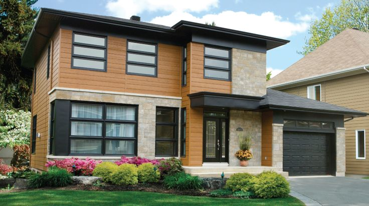 CanExel Ced'R-Vue LP CanExel® Prefinished Siding - Products / Ced'R-Vue