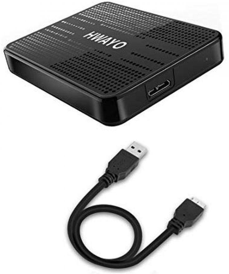 HWAYO 40GB Portable External Hard Drive Ultra Slim 2.5 ...