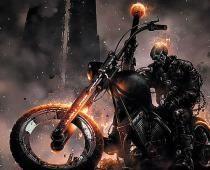 News: Ghost Rider Game Under Way | MegaGames