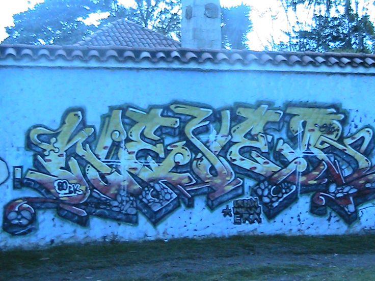 Graffitis de suba