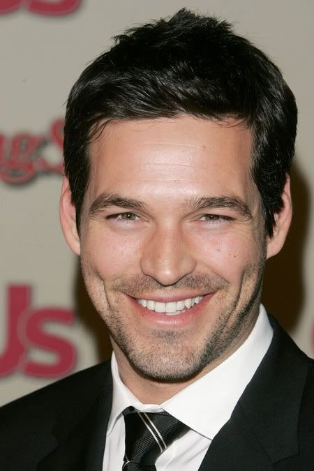 Eddie Cibrian... Oh those dimples!