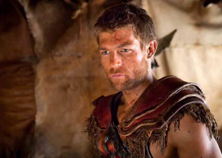 Liam McIntyre Spartacus: War of the Damned