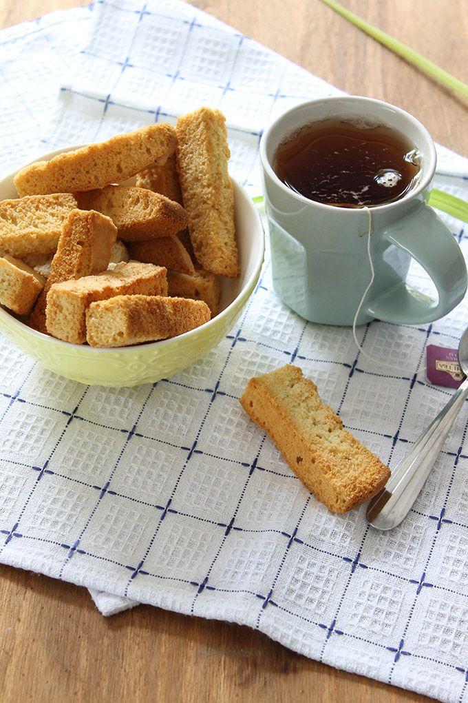 Galletitas Bay Biscuits de vainilla. Una receta bien fácil y rica.