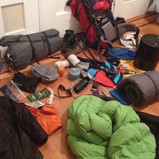 I dream of making a back country back-packing trip. This instructable has checklists and tips for how to plan.