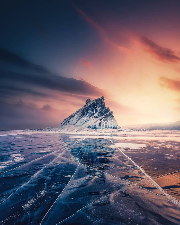 Baikal Lake In Russia Landscape Photography Fine Art Landscape Fine Art Landscape Photography