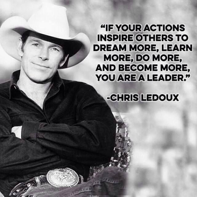 garth brooks and chris ledoux relationship quotes