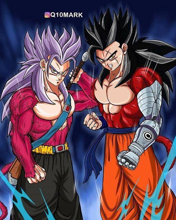 SSJ4 Trunks and Gohan :o #dragonball #dragonballz #dragonballgt #dragonballsuper #dbz #goku #vegeta #trunks #gohan #supersaiyan #broly #bulma #anime #manga #naruto #onepiece #onepunchman ##attackontitan #Tshirt #DBZtshirt #dragonballzphonecase #dragonballtshirt #dragonballzcostume #halloweencostume #dragonballcostume #halloween