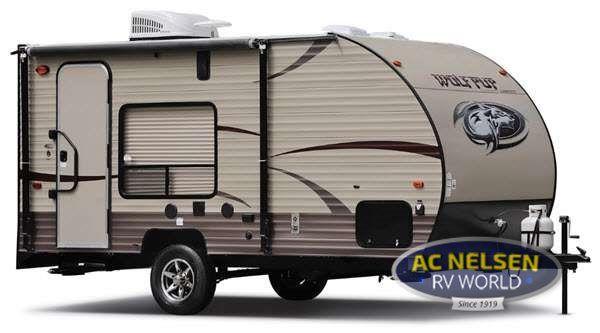 Cherokee Wolf Pup Toy Hauler Travel Trailer | RV Sales | 1 Floorplan