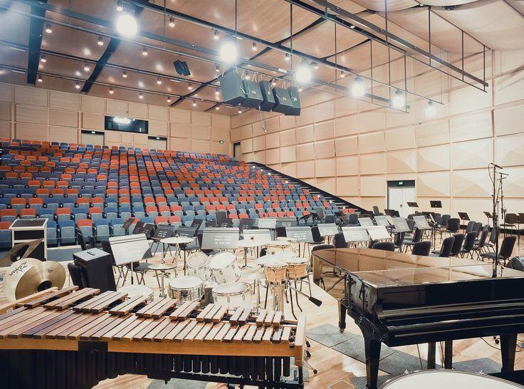 Peddle Thorp - HR Stevens Music Centre, Essendon