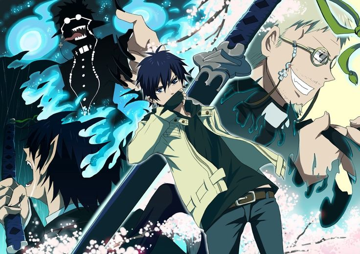 blue exorcist | Blue Exorcist Film First Trailer Streamed - JEFusion