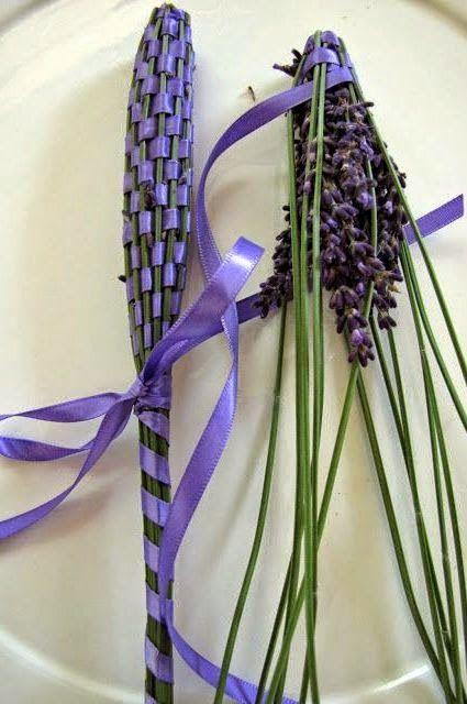 Милые сердцу штучки: Navettes de lavande или красота в мелочах.