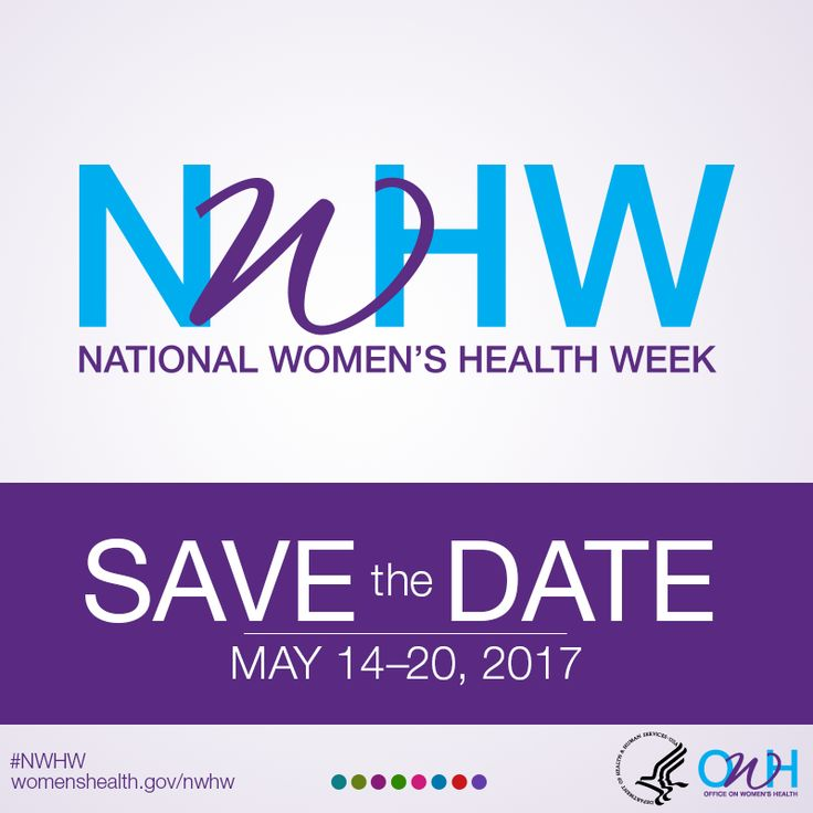Womens health week