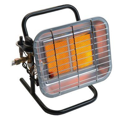 Thermablaster 15000 BTU Propane Infrared Portable Heater - RE5000FS