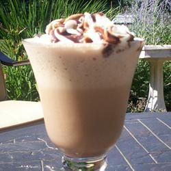 Iced Mochas Allrecipes.com Made this today and it was the bomb-diggety.  Just substituted the sugar for Splenda and poof... yummy coffee.