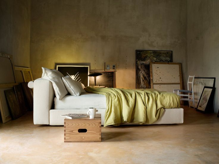 Buy the Cassina L33 Mex Bed at Nest.co.uk