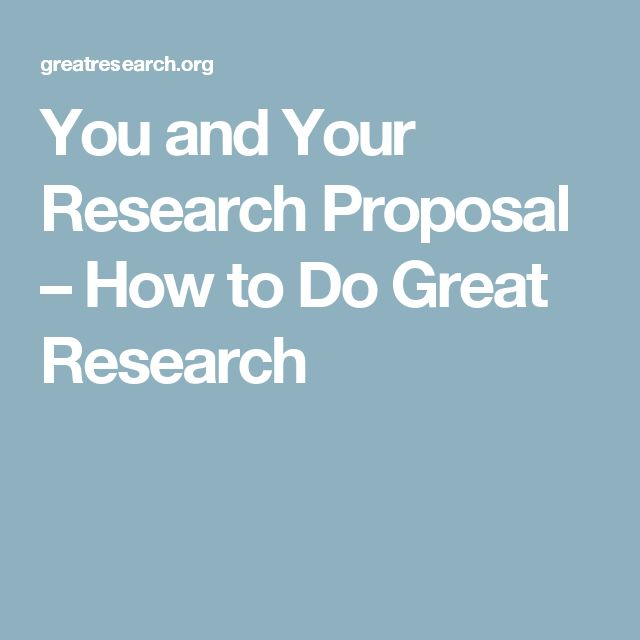 The 25+ best Research proposal ideas on Pinterest Interior - how to develop a research proposal