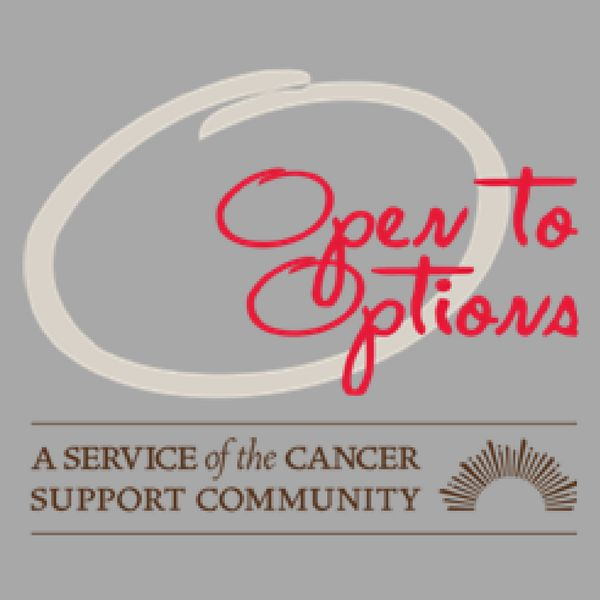 Open to Options® – A Cancer Support Community Resource – Patient Empowerment Network