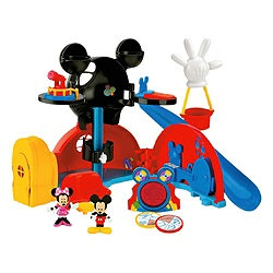 Fisher-Price Mickey Mouse Clubhouse Playset £40