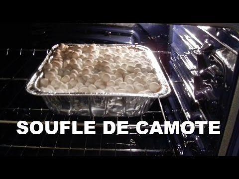 Como Cocinar Souffle de Camote Vlog #21 Maraton Diciembre