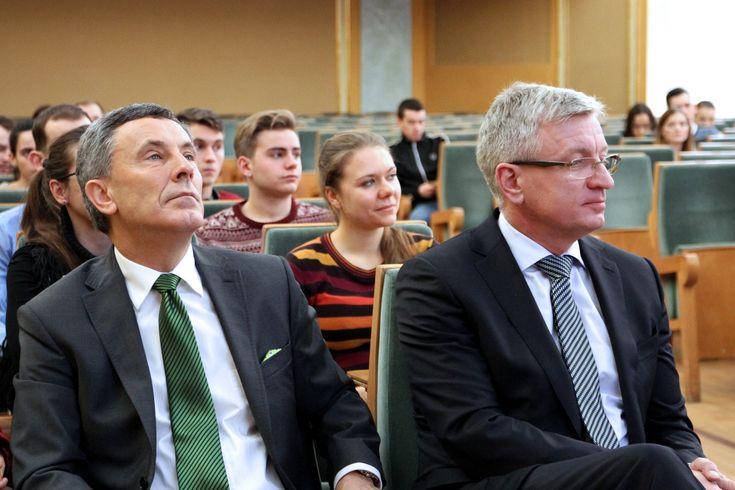 Prezydent Miasta Poznania na UEP.