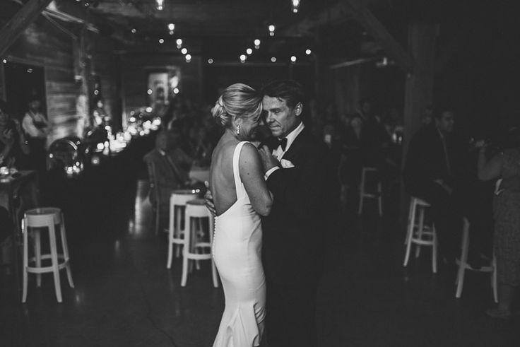 Boilerhouse Loft Reception First Dance