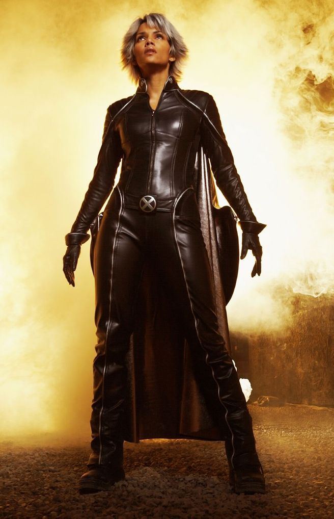 X-Men - Storm played by Halle Berry
