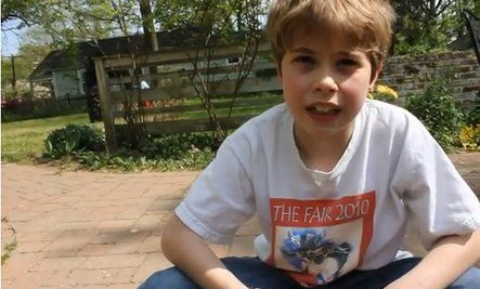This 9-Year-Old Will Blow Your Mind (Video)  Out of the mouths of babes- how wonderfully refreshing