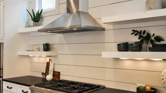 image result for shiplap backsplash in kitchen decorating ideas rh pinterest com