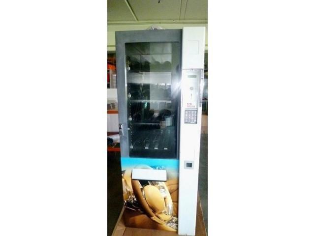 Vendo distributore a spirale per prodotti autolavaggio senza frigorifero con…