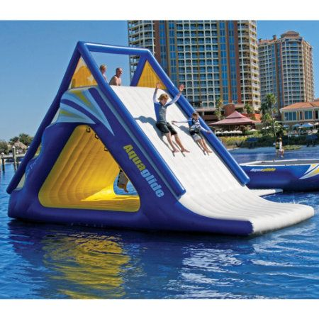 Gander Mountain® > Aquaglide Summit Express - Gifts & Recreation > Trampolines & Water Toys > Water Toys : $9000.00......YUP!