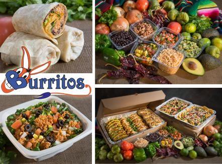 Burritos Restaurant - Yardley  SpinSaver