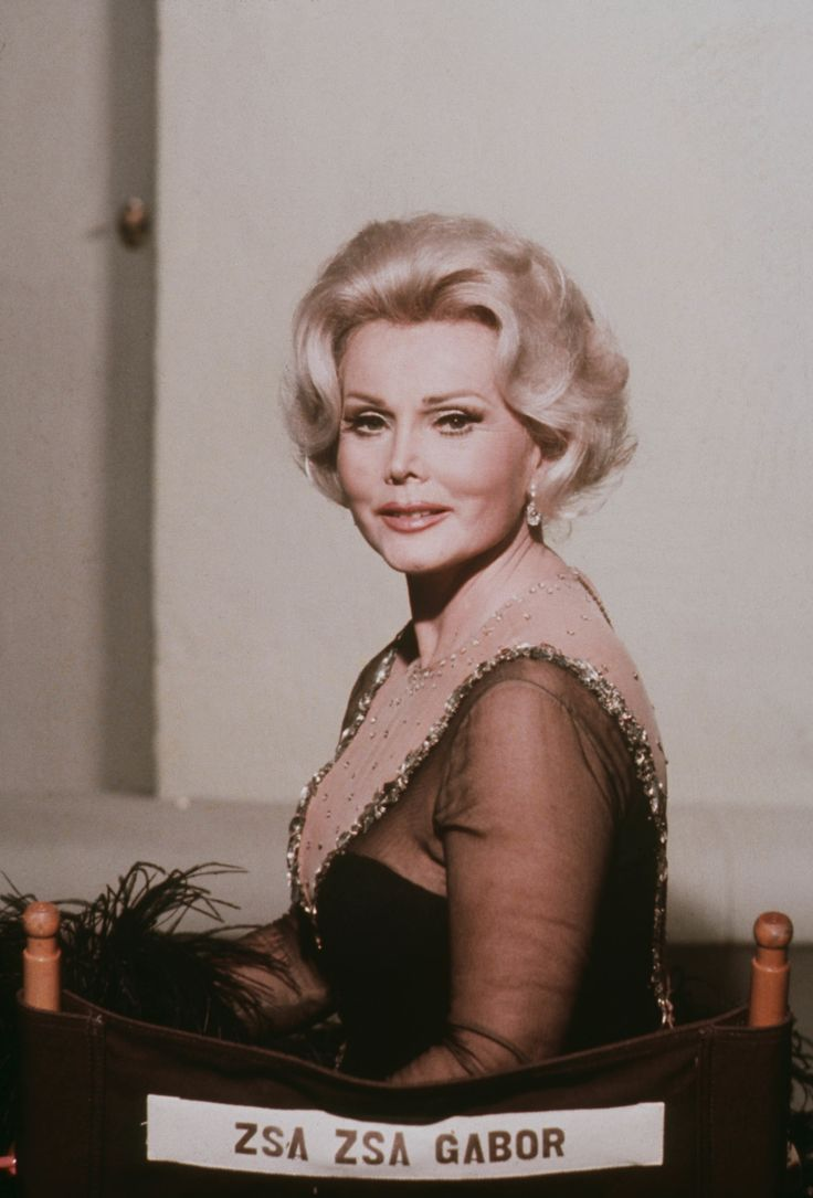 Zsa Zsa Gabor Quotes 35 Of Zsa Zsa Gabor's Best Quotes  Zsa Zsa
