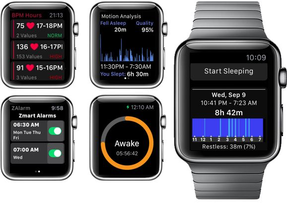 [Best Sleep Tracking App for Apple Watch]   A Quick Guide For Beginners When It Comes to Sleep Tracking Apps For The Apple Watch (and more)  I don't know about you but to me, a good night sleep might be better than owning shares at Apple Inc these days.    Can you believe that?   Actually, having enough quality sleep is very important for your overall health and productivity, and in our modern world, sleep deprivation is a real problem.   There are multiple causes for sleeping disorders…