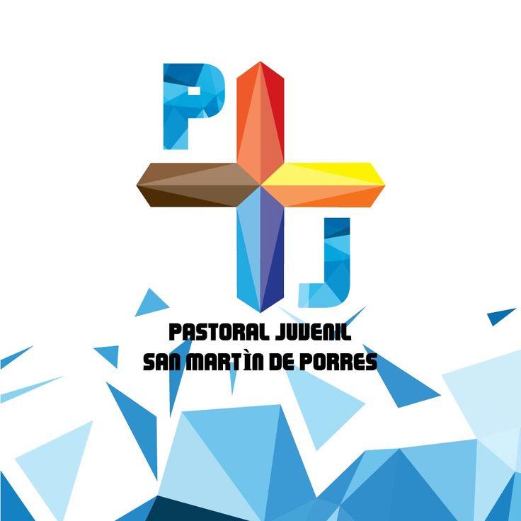 Logo Pastoral Juvenil.