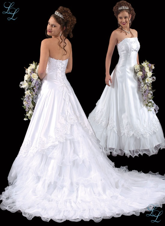 Wedding Dresses For Rent In Michigan