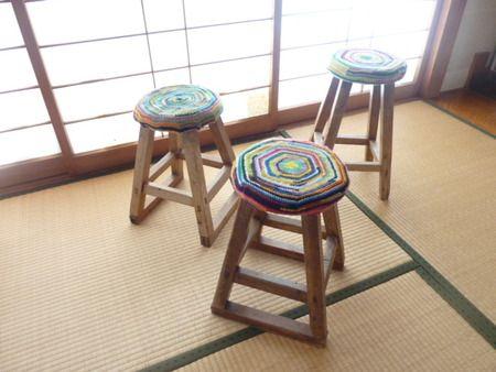 スズノハル:インテリア お気に入りの椅子カバー