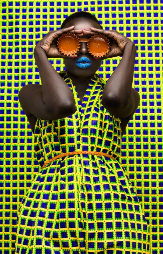 African designer Thandiwe Muriu Triad/complementary