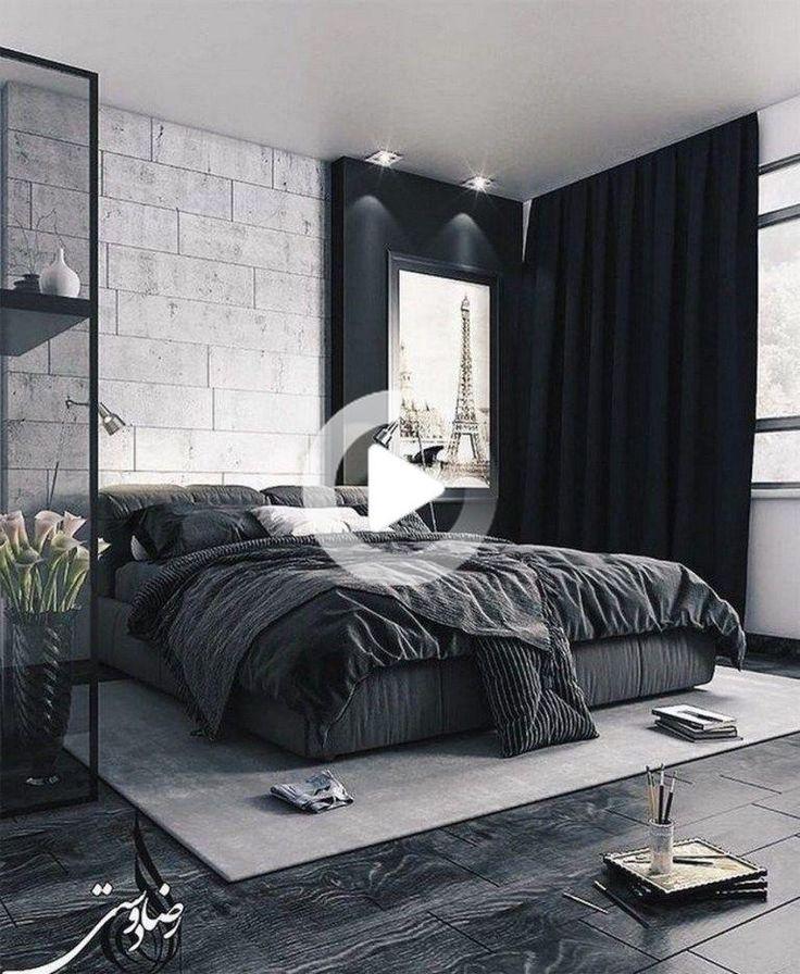 33+ Deco chambre homme celibataire ideas