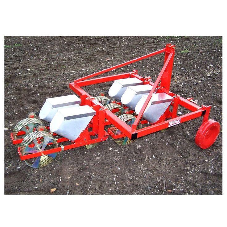 Σπαρτική λαχανικών ακριβείας - Ebra. Η συγκεκριμένη σπαρτική μηχανή είναι κατάλληλη για μικρές καλλιέργειες αφού βοηθά στην σπορά μειώνοντας το κόστος και προσφέροντας μεγαλύτερη ακρίβεια. Για περισσότερες πληροφορίες και τεχνικά χαρακτηριστηκά επισκεφτείτε το online κατάστημα μας.