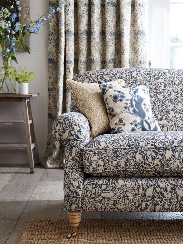 Whitewood | Linwood Fabrics & Wallpapers