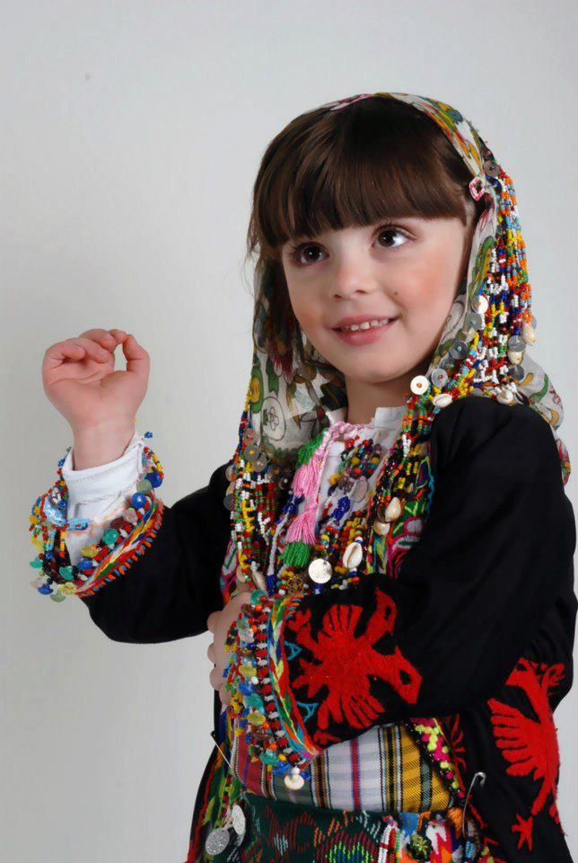1000+ images about Albanian Traditional clothing on ...